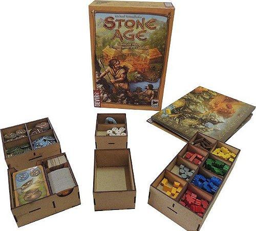 Organizador para Stone Age