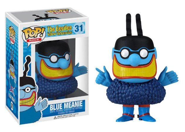 Funko - The Beatles - Yellow Submarine - Blue Meanie