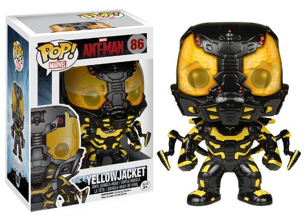 Funko - Marvel - Ant-Man - Yellowjacket