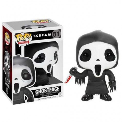 BONECO POP VINYL - GHOSTFACE