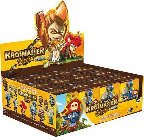 Krosmaster Colecao Temporada 03 - Expansao, Krosmaster Arena