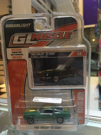 Muscle Serie 15 1/64 - 1966 Shelby GT-350H