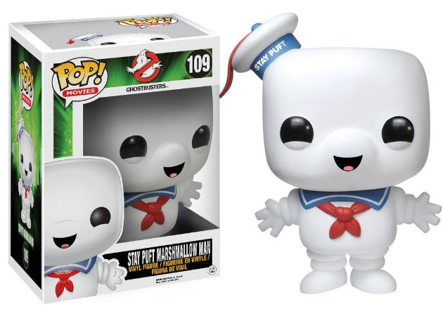 Ghostbusters Toasted Stay Puft - POP Vinyl
