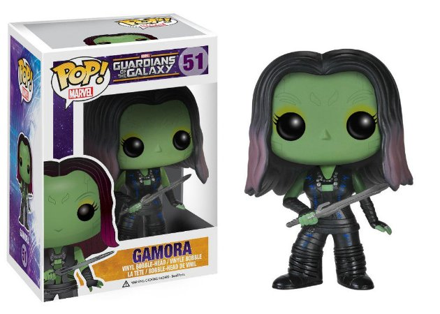 POP MARVEL GOTG GAMORA