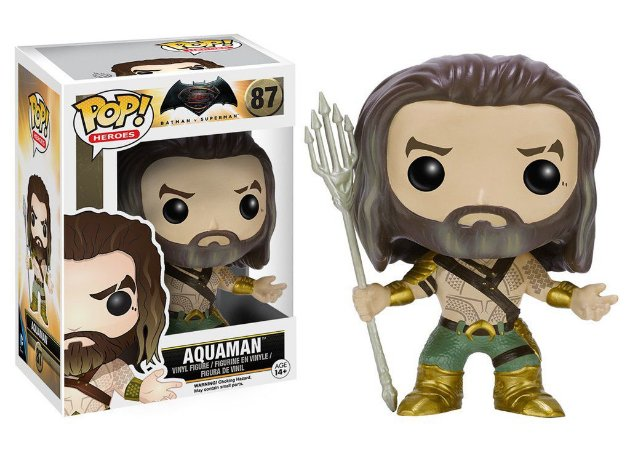 BvS Aquaman - POP Vinyl