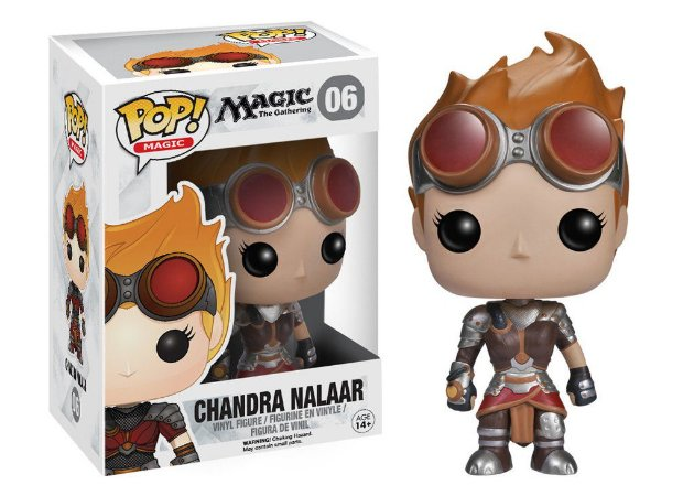 BONECO POP VINYL - CHANDRA NALAAR (MAGIC)