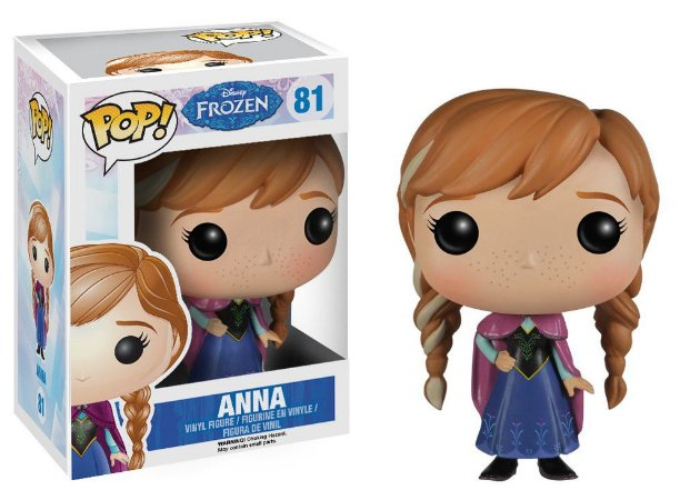 POP DISNEY FROZEN ANNA