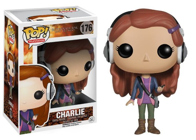 Supernatural Charlie - POP Vinyl