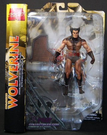 DIAMOND / WOLVERINE UNMASKED / MARVEL SELECT