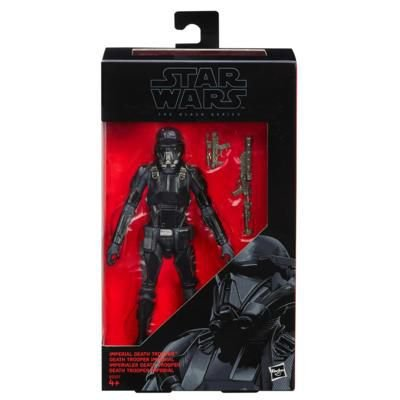 SW E7 BLACK SERIES 6 INCH FIG AST/B3834-DEATH TROOPER
