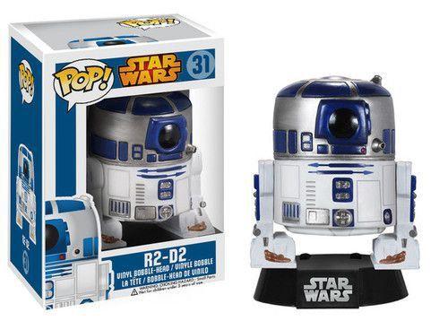 BONECO POP VINYL - R2 D2