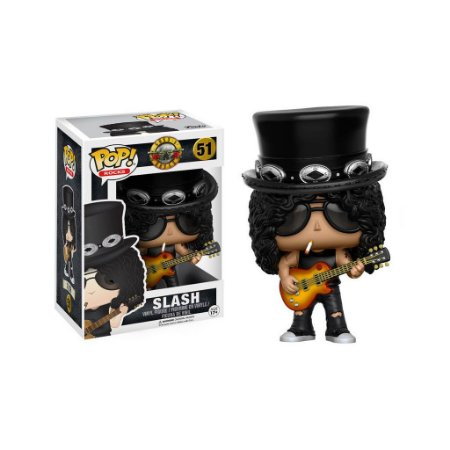BONECO POP VINYL - SLASH (GUNS N ROSES)
