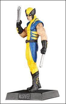 FASCICULO MARVEL ED. 02- Wolverine