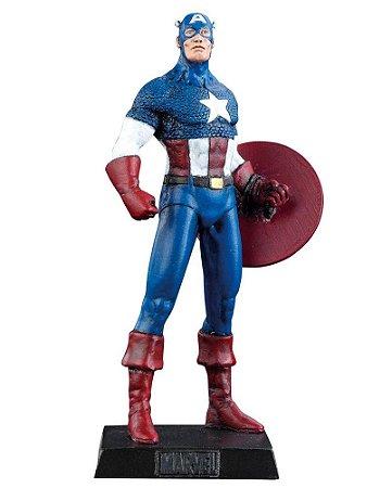 FASCICULO MARVEL ED. 09 - Capitão América
