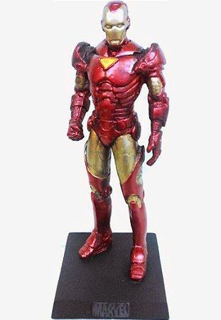 FASCICULO MARVEL ED. 12- Homem de Ferro
