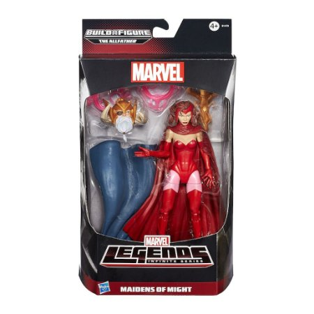 BONECO INFINITE ABERGERS 6 SORT / B0438-  Maidens of Might