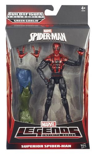 FIG SPIDER MAN 6 LEGENDS/ A6655 - Superior  Spider-Man