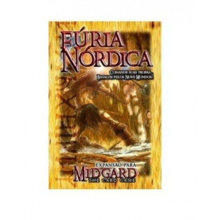 EXPANSÃO MIDGARD FURIA NORDICA