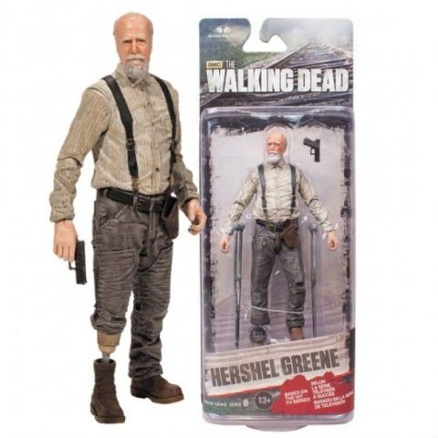 The Walking Dead TV Series 6 Action Figure - Hershel Greene