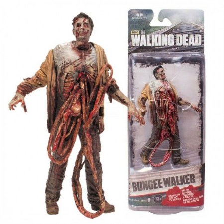 The Walking Dead TV Series 6 Action Figure - Bungee Walker
