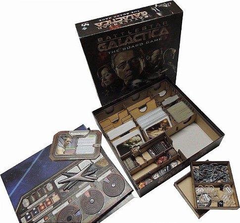 Organizador para Battlestar Galactica