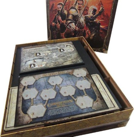 Organizador para Lords of Waterdeep