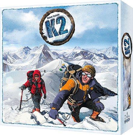 K2 Segunda Edicion