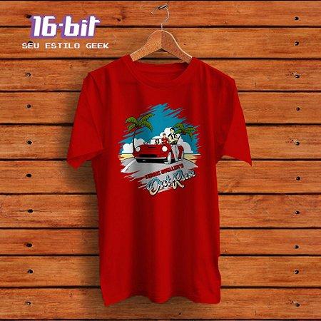Camiseta Ferris Bueller's Outrun