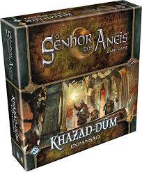 O Senhor dos Aneis: Card Game Expansao de Saga - Khazad-Dum