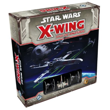 Star Wars X-Wing - Jogo Base