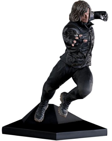 Civil War Winter Soldier - 1/10 Art Scale