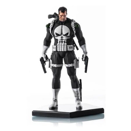 Punisher series 3 - 1/10 Art Scale