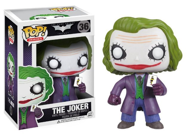 BONECO POP VINYL - DARK KNIGHT JOKER