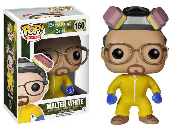 BONECO POP VINYL - WALTER WHITE (BREAKING BAD)