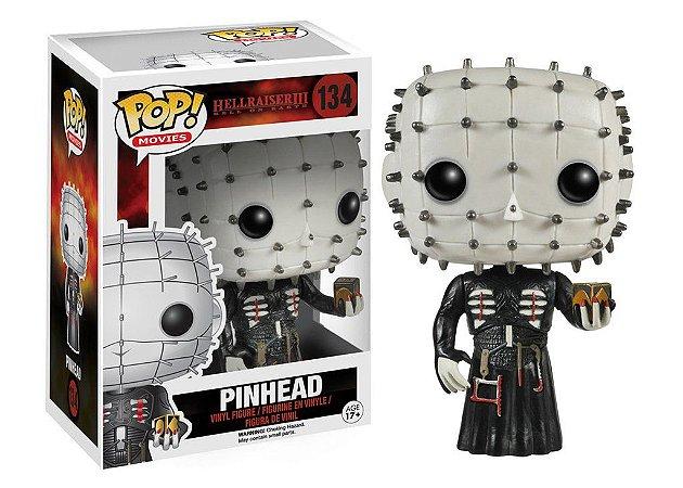 BONECO POP VINYL - PINHEAD (HELLRAISER)