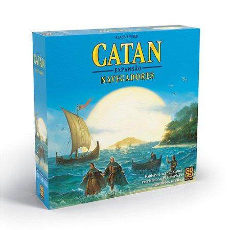 CATAN - EXPANSAO NAVEGADORES