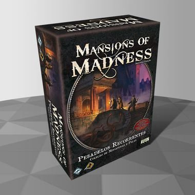 Pesadelos Recorrentes - Expansao, Mansions of Madness