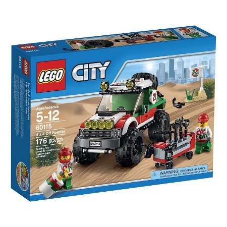 Lego City - 4X4 OFF-ROAD
