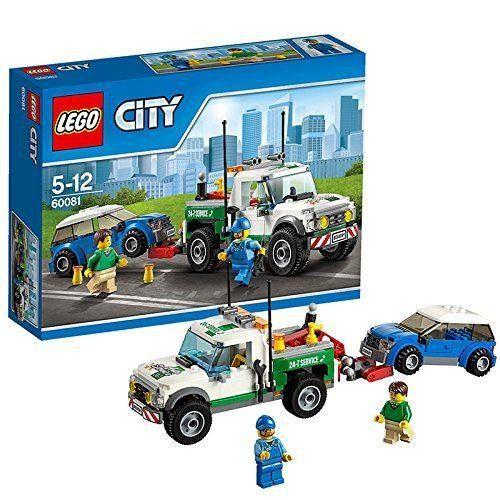 Lego City - CAMINHAO REBOCADOR
