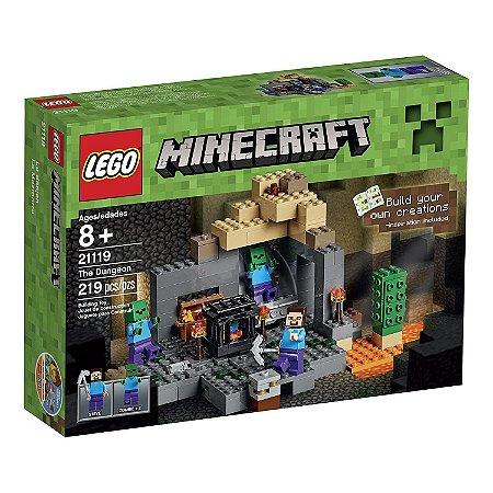 LEGO MINECRAFT - A MASMORRA