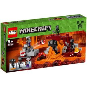 LEGO MINECRAFT-  O WITHER 21126