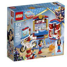 Lego DC Super Hero Girls  O Quarto da Wonder Woman