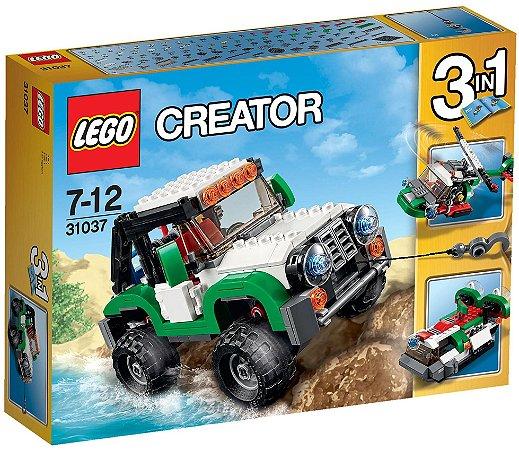 LEGO CREATOR - VEICULOS DE AVENTURA
