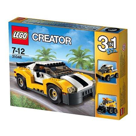LEGO CREATOR, VEICULOS DE AVENTURA