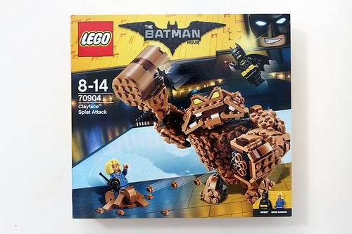 Lego The Batman - O Ataque de Lama do Cara-de-Barro