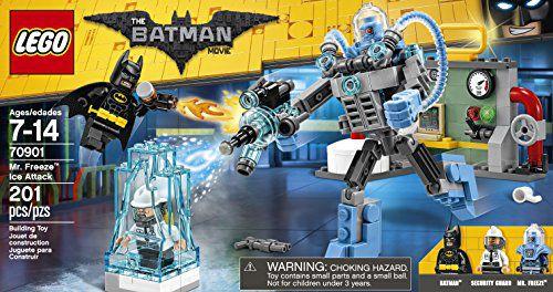 Lego The Batman - Ataque de Gelo do Mr. Freeze
