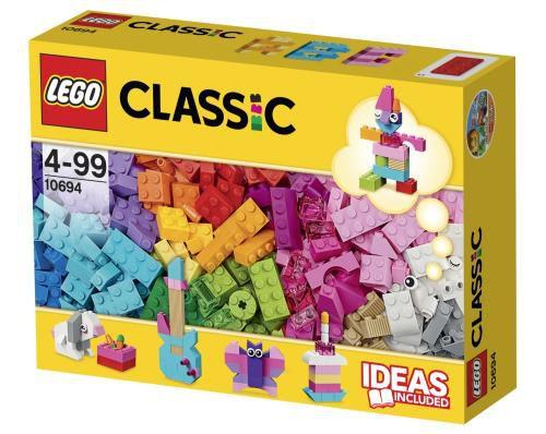 Lego Classic - SUPLEMENTO CRIATIVO E COLORIDO LEGO