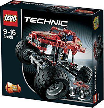 Lego Technic - CAMINHAO GIGANTE 42005