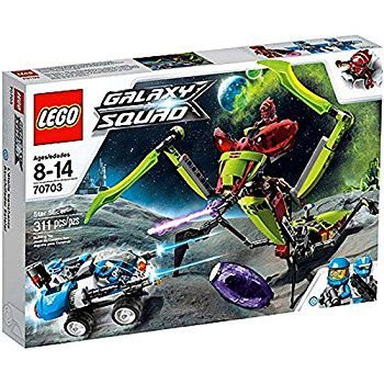 Lego Galaxy Squad - CORTADOR DE ESTRELAS 70703