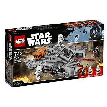 Lego Star Wars - Hovertank Imperial de Assalto 75152